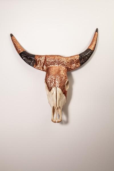 Deko Buffalo Head