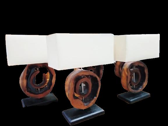 Designer Lampe Ring