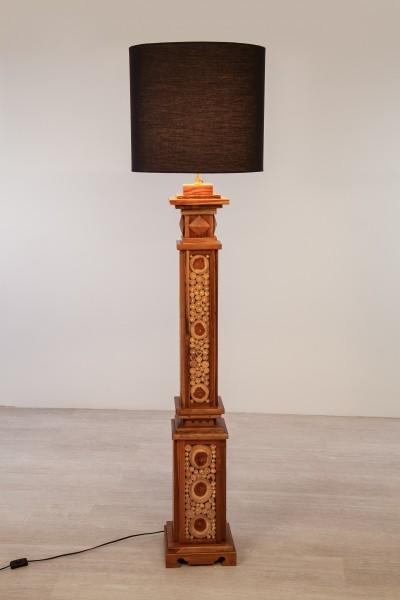 Lampe Wood Circle