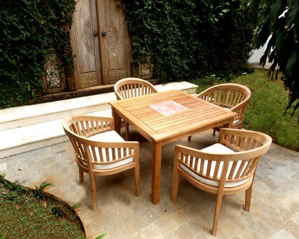 Set Garten Bali