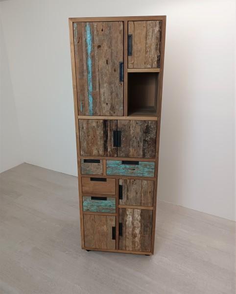 Reda Highboard - Cabinet Antik Colour